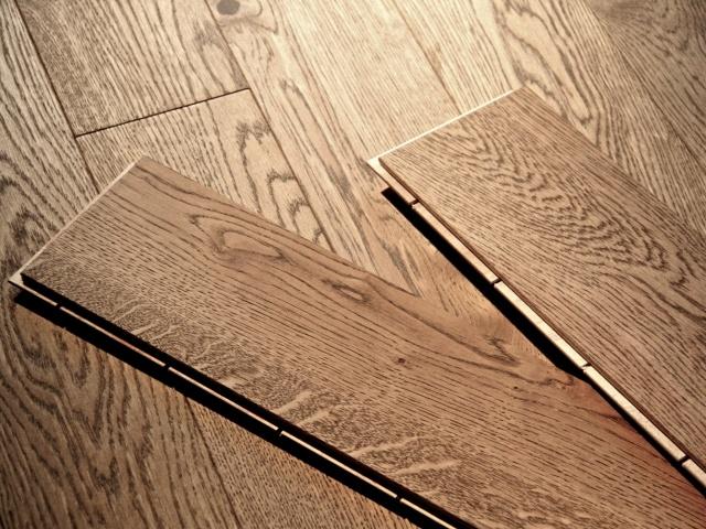 Dřevěné plovoucí podlahy výprodej