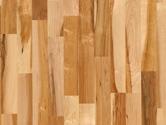 Dřevěná podlaha Steirer Parkett 3-parkety Javor kanadský struktur lak