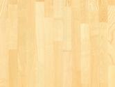 Dřevěná podlaha Steirer Parkett 3-parkety Jasan select lak