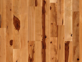 Dřevěná podlaha Steirer Parkett 3-parkety Jabloň lak