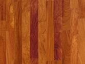 Dřevěná podlaha Steirer Parkett 3-parkety Doussie/Afzelia lak