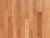 Dřevěná podlaha Steirer Parkett 3-parkety Buk pařený natur lak
