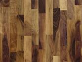 Dřevěná podlaha Steirer Parkett 3-parkety Ořech americký struktur lak