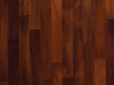 Dřevěná podlaha Steirer Parkett 3-parkety Merbau olej