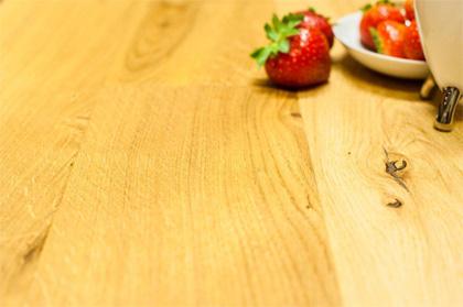 Dřevěná podlaha Strawberry parket Dub natural