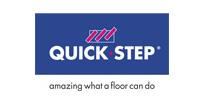 Laminátové plovoucí podlahy Quick Step