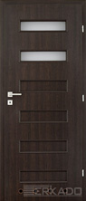 Interiérové dveře Erkado Standard Broadway