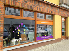 Prodejna podlah, Brno