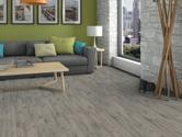 Laminátová plovoucí podlaha Haro Tritty 75 Dub titan šedý
