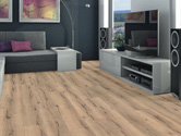 Laminátová plovoucí podlaha Haro Tritty 100 Grand Via 4V Dub italský creme