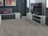 Laminátová plovoucí podlaha Haro Tritty 100 Grand Via 4V Dub chalet vápněný