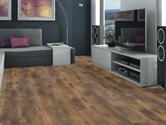 Laminátová plovoucí podlaha Haro Tritty 100 Grand Via 4V Dub 300 let starý