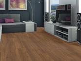Laminátová plovoucí podlaha Haro Tritty 100 Grand Via 4V Afromosia