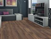 Laminátová plovoucí podlaha Haro Tritty 100 Grand Via 4V Ořech italský