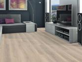 Laminátová plovoucí podlaha Haro Tritty 100 Grand Via 4V Dub bílý vápněný