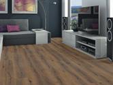 Laminátová plovoucí podlaha Haro Tritty 100 Grand Via 4V Dub italský kouřený