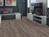 Laminátová plovoucí podlaha Haro Tritty 100 Grand Via 4V Dub kouřený Terreno vápněný