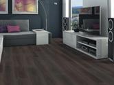Laminátová plovoucí podlaha Haro Tritty 100 Grand Via 4V Dub kouřený africký