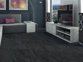 Laminátová plovoucí podlaha Haro Tritty 100 Grand Via 4V Black oak