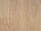 Laminátová plovoucí podlaha Quick Step Perspective 4V Bílé lakované dubové plaňky