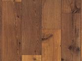 Laminátová plovoucí podlaha Quick Step Perspective 4V Výběrové dubové tmavě lakované plaňky